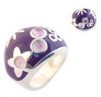 Jewelry Using Semi-Precious Stones -