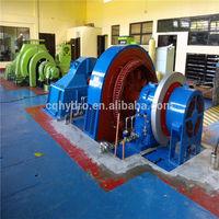 Alternative Energy Generators / Integrated Pelton Hydro Generators -