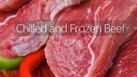 Frozen Beef -