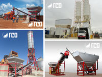 Concrete Batching Plant - Fixed and Mobile -