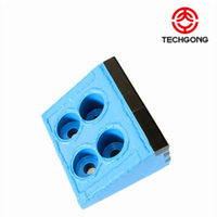 Techgong TBM cutter for metro construction tunneling -