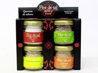 Salt flower Four Flavors -