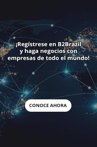 Registrese en B2Brazil