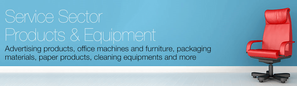 Service Sector Products & Equipments