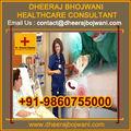 Dheeraj Bojwani Consultants