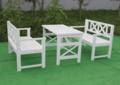 Al aire libre muebles de la barra -