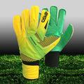 Fabricante de guantes de portero relieve 3D, 3D relieve futbol guantes, guantes de fútbol en relieve 3D
