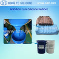 Transparent Silicone Rubber for Resin Diamond Molding