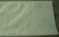Disposable nonwoven pillow cover -