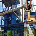 Distillation equipment, 100T -