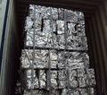 Alumínio sucata -