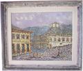 Frame, Paintings -