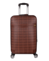20 and 24-inch canvas trolley suitcase for men and women