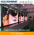 3.91mm pixeles y uso de interior Publicidad Digital Screen -
