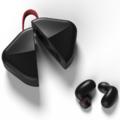 Auriculares inalámbricos B6 verdaderos, con estuche de carga inalámbrica IPX8 impermeables TWS auriculares estéreo en el auricular de micrófono incorporado de la oreja bajo premium, adecuado para el movimiento