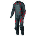 Motorcycle Racing 2 piece Leather Suit