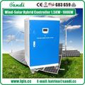 30KW Hydraulic generator controller with dump load