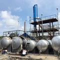 Equipamentos de refinaria de petróleo bruto -