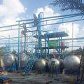 equipos de destilación al vacío