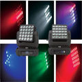 25X10W RGBW in1 pixel control LED matrix beam moving head light VS2510 -