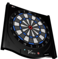 Global Online Dartboard VDarts H2 -