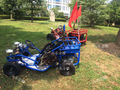 Fun and novel family playground, children's paradise off-road kart -