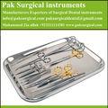 Surgical Scissors Surgical Forceps Tc instruments Pak Surgical instruments