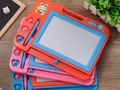 Children's cartoon drawing board color magnetic drawing board Children's Graffiti board practice clipboard Education Toys -