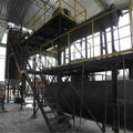 Distillation equipment, 25-30T -