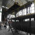 Equipamento de destilação, 50T -