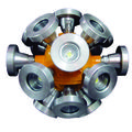 Lamp weather-proof and dust in enclosed areas-RL-OB180 LED/RL-OB900 -