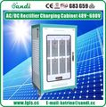 10A~100A rectifier power supply AC to DC battery charger DC190~300V