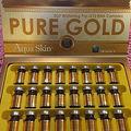 O Aqua pele puro ouro EGF clareamento Pro-Q10 complexo de RNA (conjunto completo)