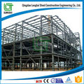 Steel structure Construction -