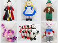 Bonecas Tema Alice no País das Maravilhas -