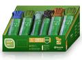 Corda Ecológica Trançada 3 a 12mm - Meadas de 10 a 25m - Caixa Display -