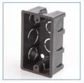 Plastic Outlet Box 4x2 -