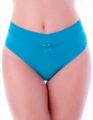 Double waistband panty with Smooth Microfiber