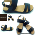 Rita leather sandal