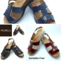 Leather Sandals Legit 3-Fran Model