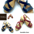 Genuine Leather Sandal Sara