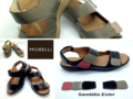 Leather Sandals Legit 2-Model Ester