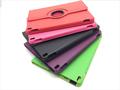 2018 nuevo colorido soporte rotatorio de 360 grados cortical Tablet PC manga de protección