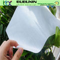 Hot Melt Adhesive glue Sheet as thermoplastic shoes toe puff and counter material -