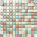 Latest Products in Market SNETECH Glass Mosaic Tiles Wholesale