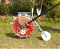 Máquina sembradora de maíz manual semilla plantador y fertilizante Manual