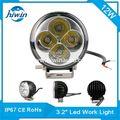 3.2inch 12w alta calidad LED del trabajo de piezas de automóviles Mini mazorca