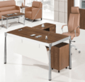 Formica Brand Melamine High Quality Office table Popular Styles Executive Office Furniture Series