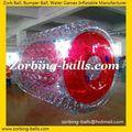 Rodillo de agua, rodillo inflable, rueda del hámster, Inflable rodillo de agua, Zorb rodillo, Water Balls, inflables Ruedas -