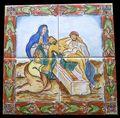 Painel em Cerâmica